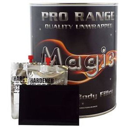 Pro Range Magic Body Filler 3.5L