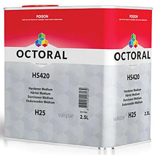 Octoral UHS Compliant H25 Hardener Standard