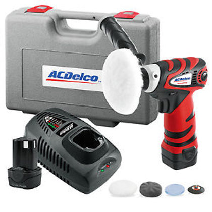 AC Delco 76mm SMART Electric Polisher