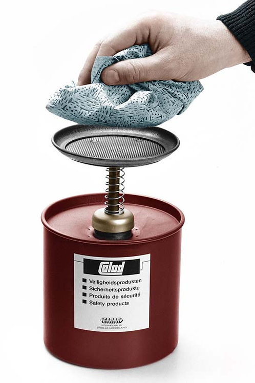 Colad E5460 Plunger Can