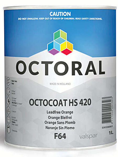 Octoral F00 Octocoat HS420 Compliant 2pack Tinter