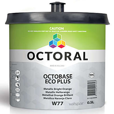 Octoral Octobase Eco Plus Water Based Tinter W76