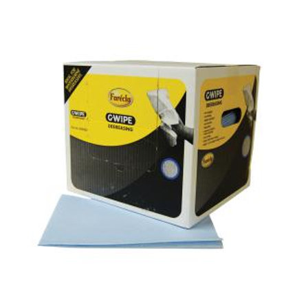 Farecla G-Wipe Degreasing Cloths Box