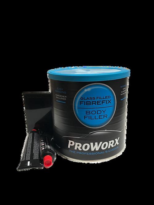 Proworx Fibrefix Auto Bodyfiller 1.85L
