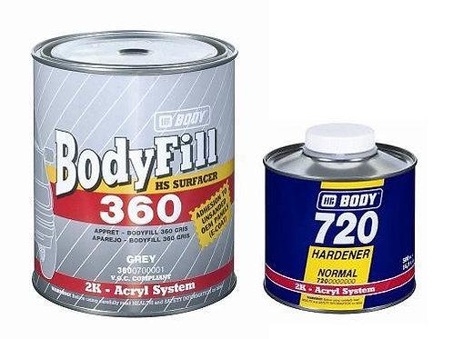 HB Body 360 Primer Kit 6L