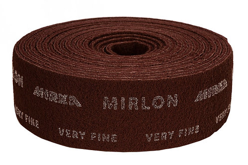 Mirka MIRLON 100mm x 10m Roll UF 360 Red
