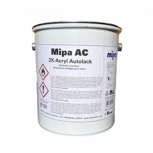 Mipa Ready Mixed Ford Frozen White 2k 5L