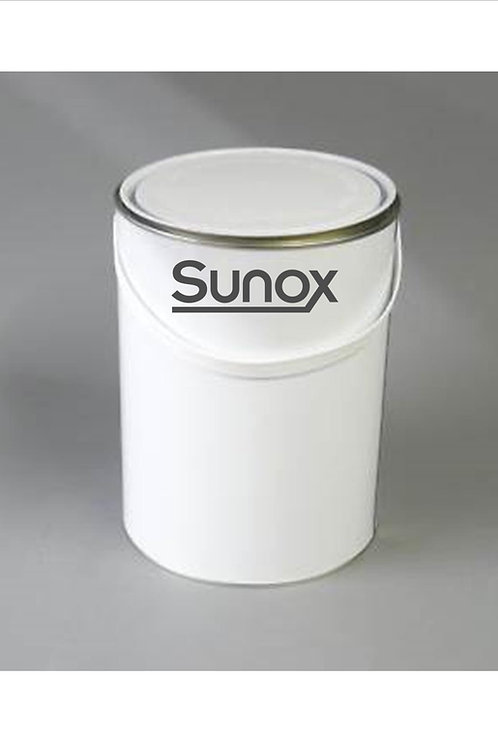 "Sunox 2pack Ready Mixed 5L Jet Black ""SATIN"""