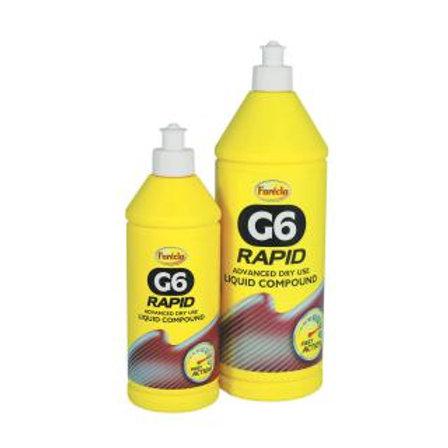 """Farecla G6 Rapid """"Dry Use"""" Liquid Compound 1L"""