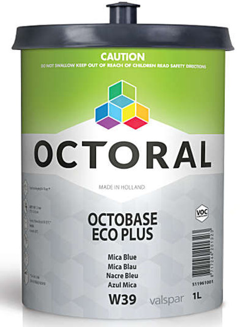 Octoral Octobase Eco Plus Water Based Tinter W17