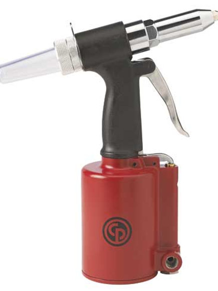 "CP9882 Chicago Pneumatic 1/4"" Air Riveter"