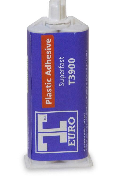 T Euro Super Fast Plastic Adhesive 50ml