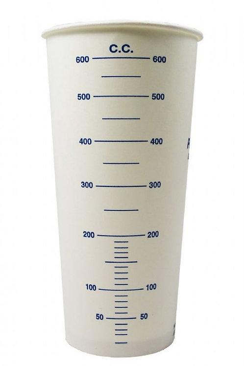 Waxed Mixing Cups 50pk