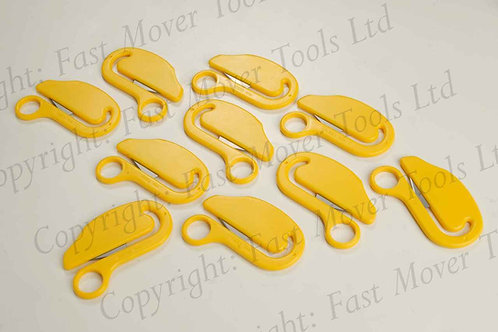 Fast Mover Poly Mask Cutters 10pk FMT8034