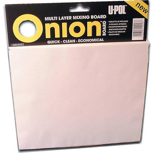 Bodyfiller Mixing Board