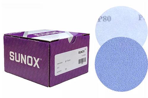 SUNOX Edge Premium 77mm SMART Sanding Discs 50pc