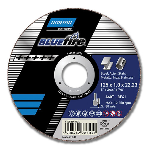 "Norton Blue Fire Cutting Disc 3"" / 75mm"