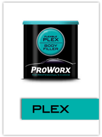 Proworx Plex Automotive Bodyfiller 0.6L