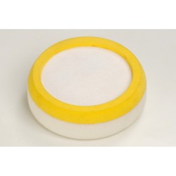 "Compounding Pad 6"" Velcro & Protective Collar"