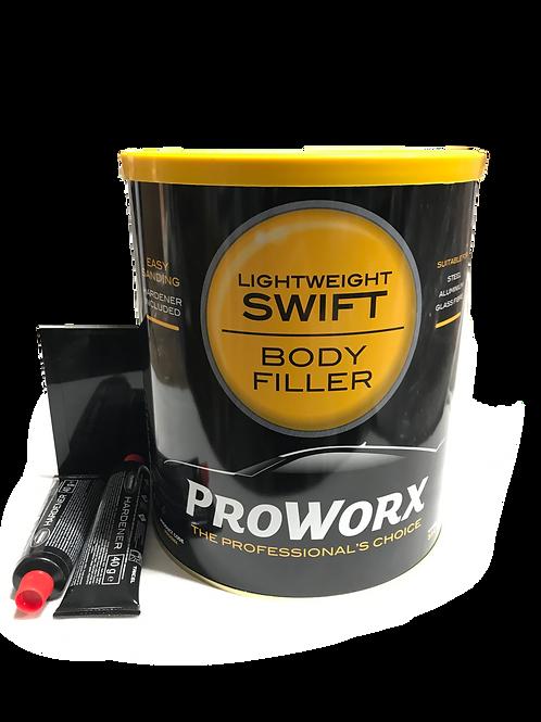 Proworx Swift Auto Bodyfiller 3.5L