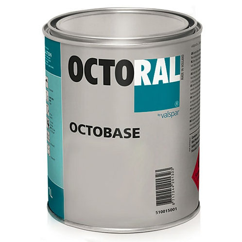 Octoral OCTOBASE basecoat paint