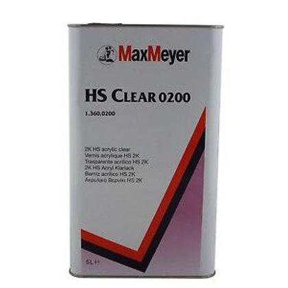 Max Meyer 0200 Lacquer 5L