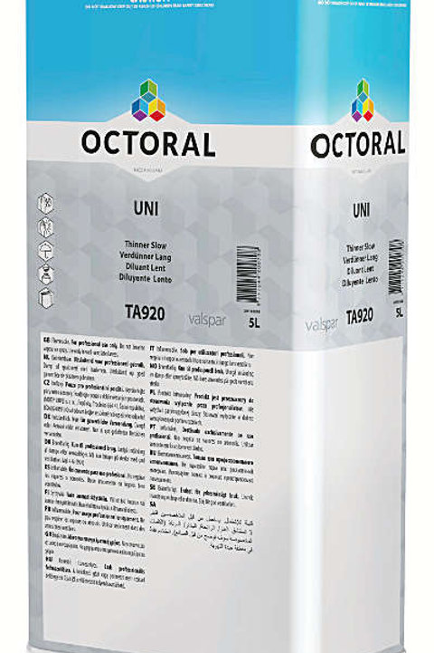 Octoral TA920 Slow 2K Uni Thinner 5L