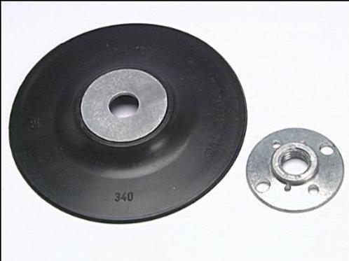"""Norton 4"""" Fibre Disc Back Up Pad"""