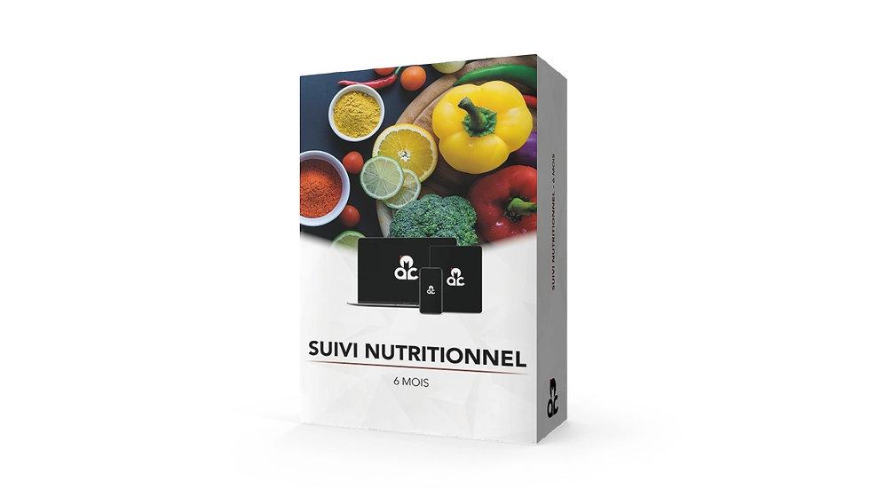 SUIVI NUTRITIONNEL - 6 MOIS