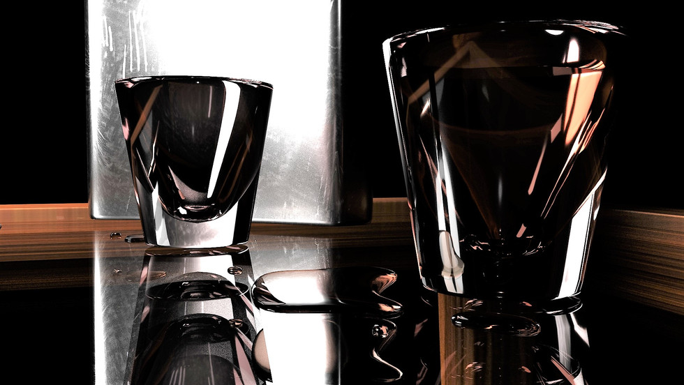 Second Year second Semester Electronic Arts Still Life Render 3