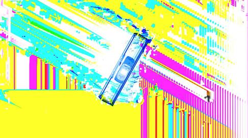 Queit Bison - Ultramarine