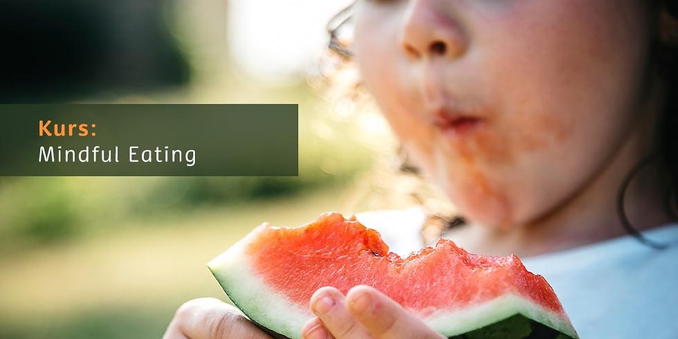 Bli venn med maten, kurs i mindful eating