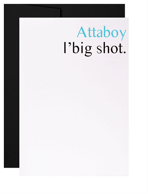 047 - attaboy