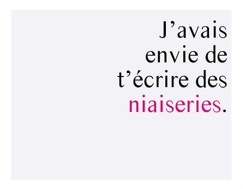 Carte postale québécoises