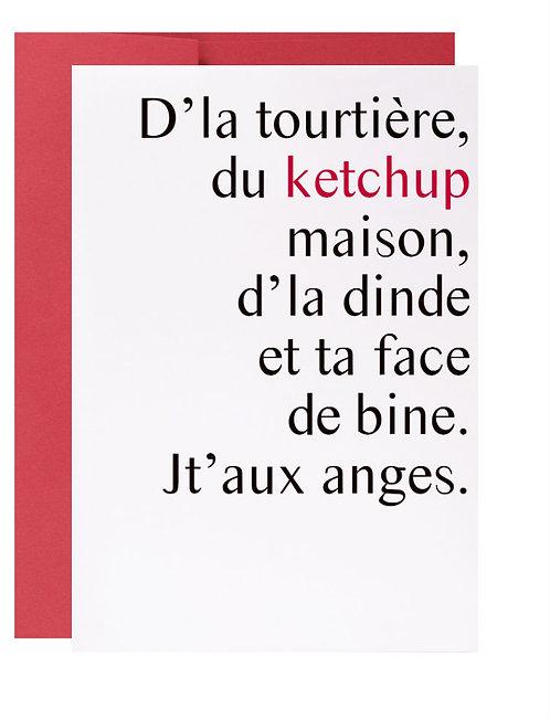 063 - du ketchup maison