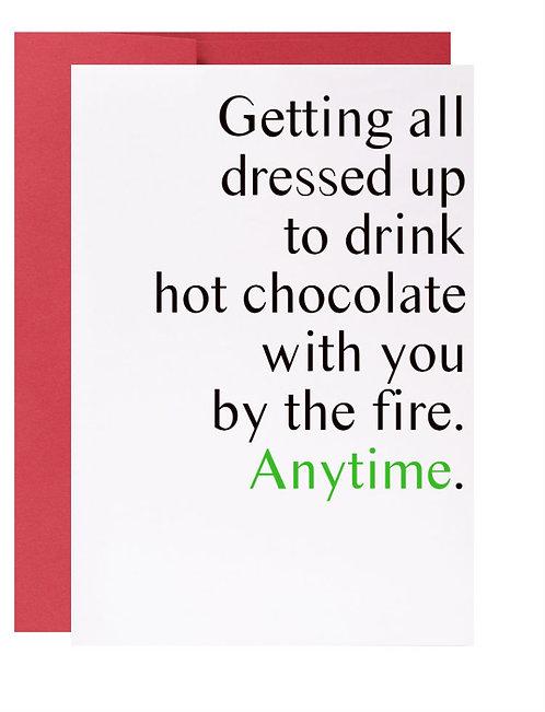 070 - hot chocolate