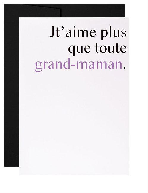 038 - que toute grand-maman