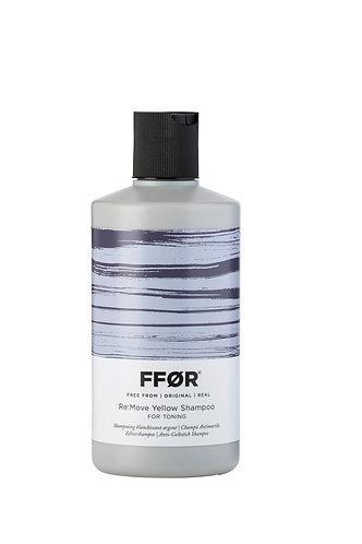 FFØR Re:Move Yellow Shampoo