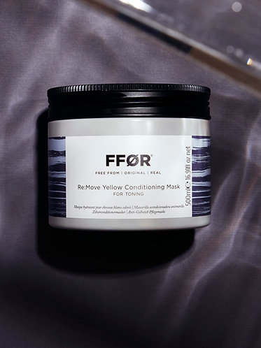 FFØR Re:Move Yellow Conditioning Mask