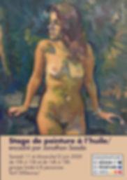 workshop figure painting paris studio
