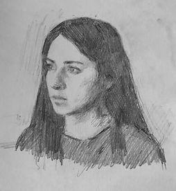 portrait dessin conservatoire dessin pei