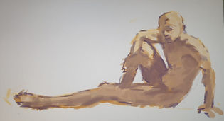 nude painting live session online