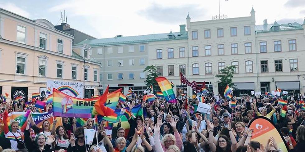 Oskarshamns Prideparad 2020