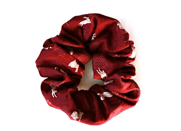 Rouge Lapin Scrunchie
