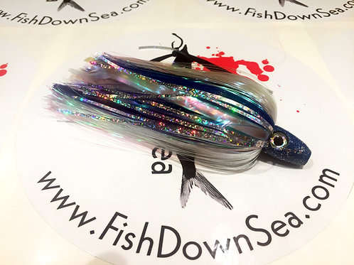 LitUp Flyer Fish Downsea 2 ounce Tuna Flare