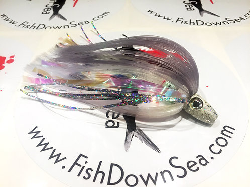 Grey Ghost Fish Downsea 2 ounce Tuna Flare