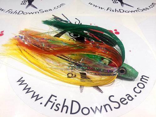 Rasta Fish Downsea 2 ounce Tuna Flare