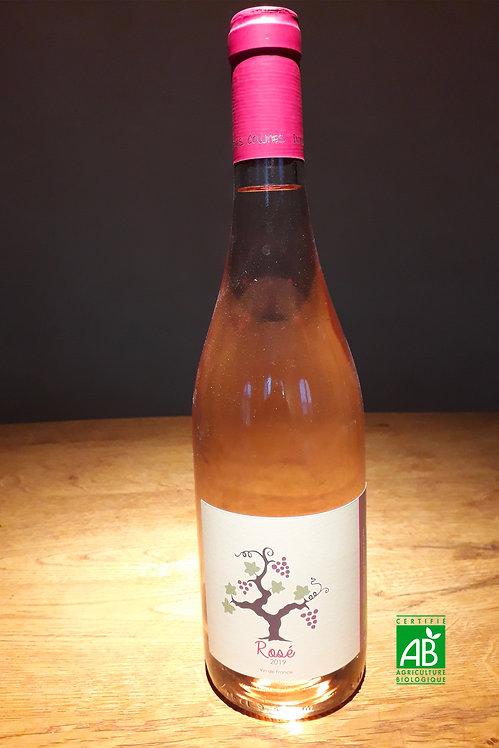 Rosé 2019 - IGP Collines Rhôdaniennes - Rosé