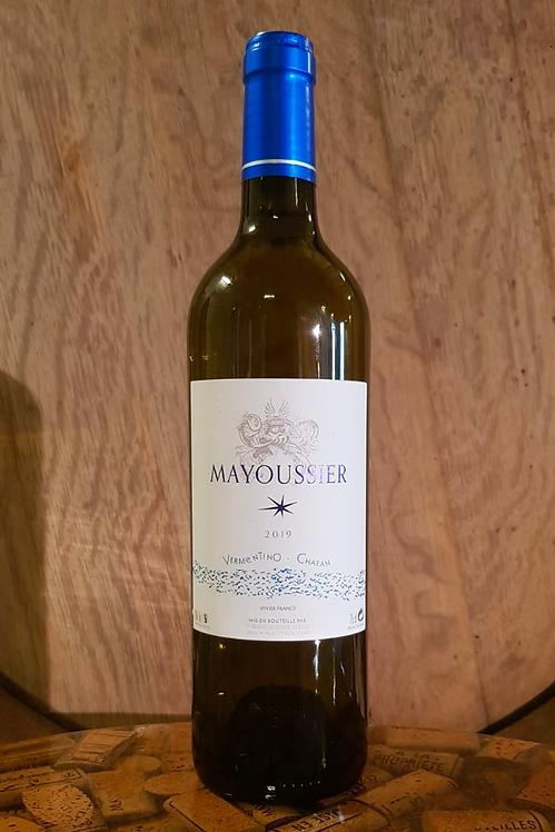 Le Blanc de Mayoussier  2019 - Vin de France - Blanc