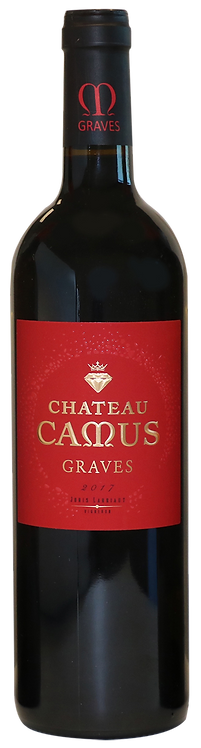 Château Camus 2018 - Graves - Rouge